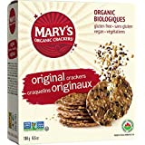 Mary's Gourmet Crackers Organic Original Crackers, 184gm