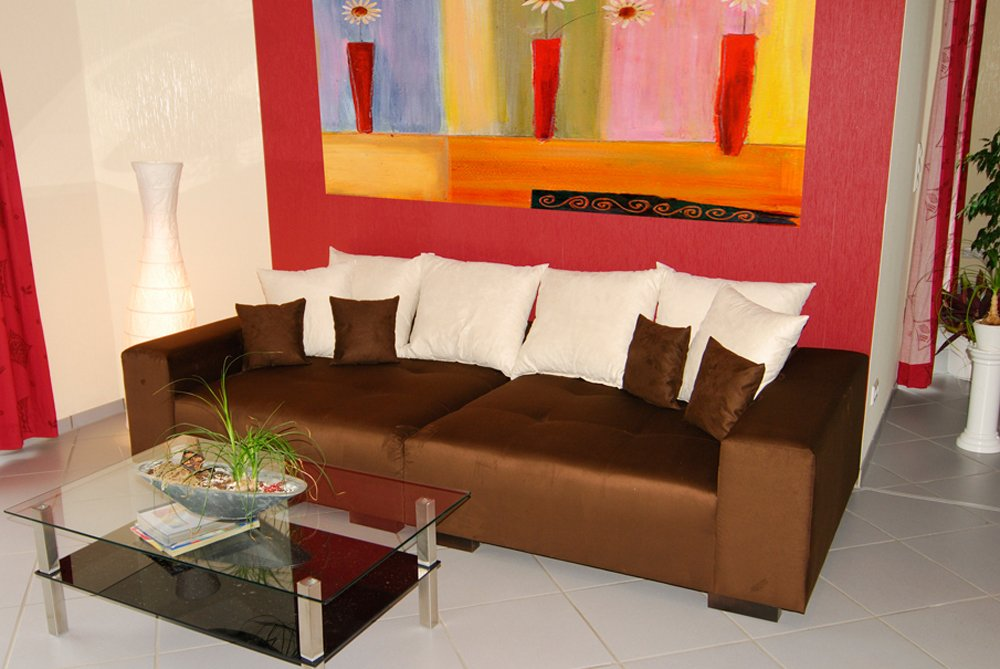 Big Sofa – Made in Germany – Bezug Alcatex Noble Lux - Freie ...