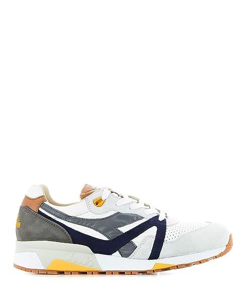 Sneakers it Heritage 17278220006 Diadora Uomo Pelle BiancoAmazon ZiXPOku