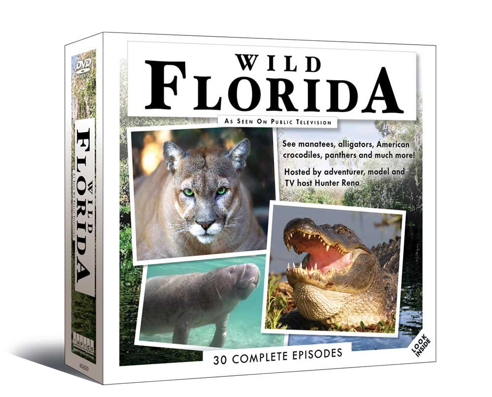 The Wild Florida Collection (as seen on public television)