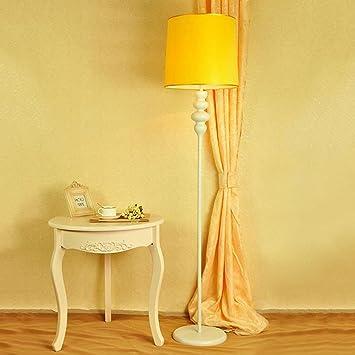 LLRDIAN Lámpara Vertical Lámpara de pie de Estilo japonés ...