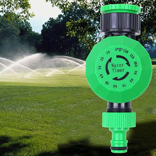 Automatic Mechanical Water Timer- No batteries required – Hose End ,Tuscom