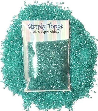 Sparkling Sugar crystals 30g - cupcake Cake Sprinkles for Decorating ...