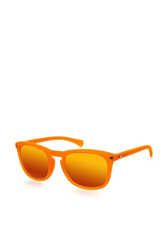 Calvin Klein Gafas de Sol CKJ748S-800 (52 mm) Naranja ...
