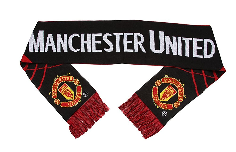 Manchester Unitedサッカースカーフ B004NK8FXWOne Size
