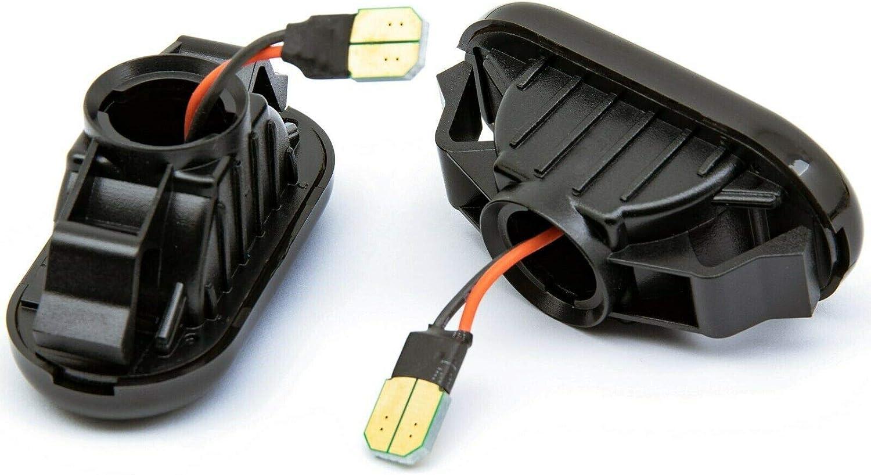 7811-1 rm-style LED Side Indicator Black Smoke