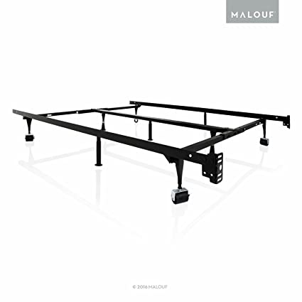 Amazon.com: STRUCTURES by Malouf Heavy Duty 9-Leg Adjustable Metal ...