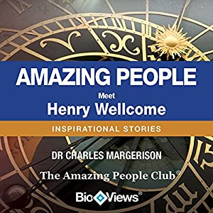Meet Henry Wellcome Audiobook