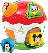 Mickey Encaixe e Brinque, Dican, Multicor, Pequeno