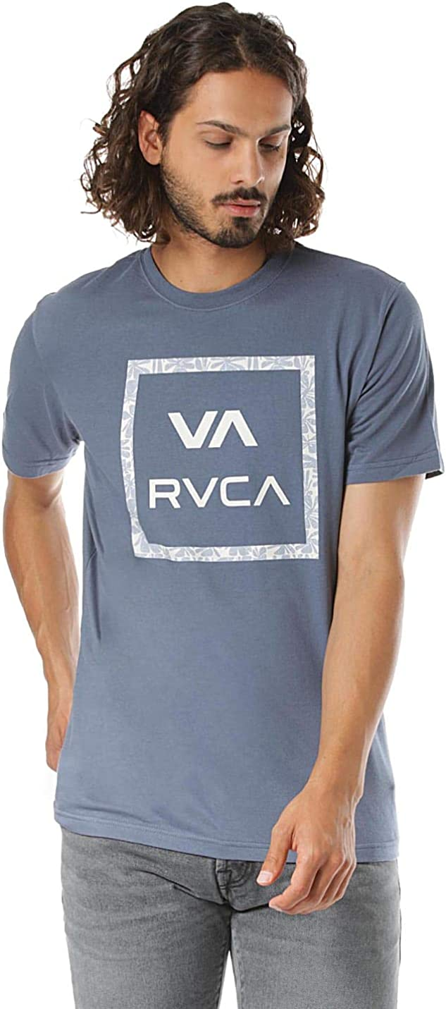 RVCA Va All The Ways Mult - Camiseta para hombre China Blue S: Amazon.es: Ropa y accesorios