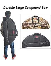 Compound Bow Case Archery Durable Canvas Bag