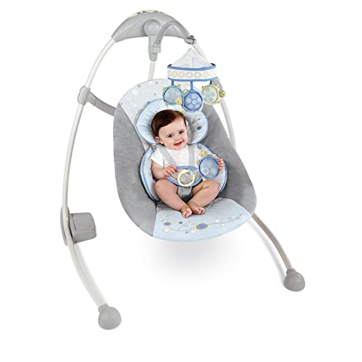 Amazon Ingenuity Cradle Sway Swing Pembrook Discontinued