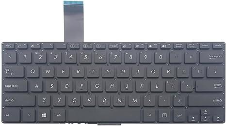 New for Asus X302 X302L X302LA X302LJ X302U X302UA X302UJ X302UV US Keyboard