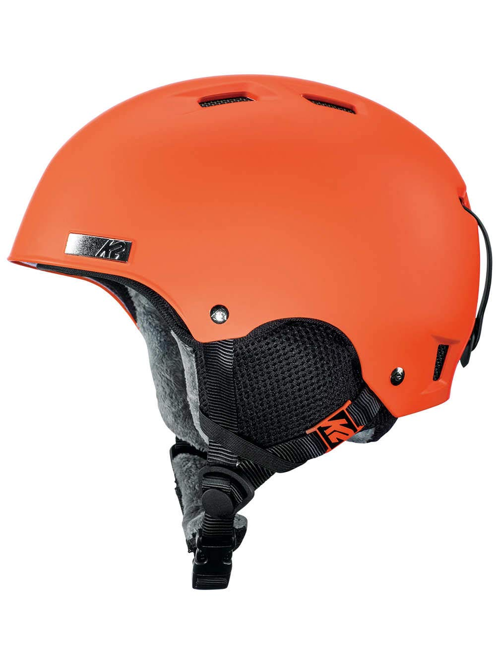 K2 Herren Verdict Orange Skihelm
