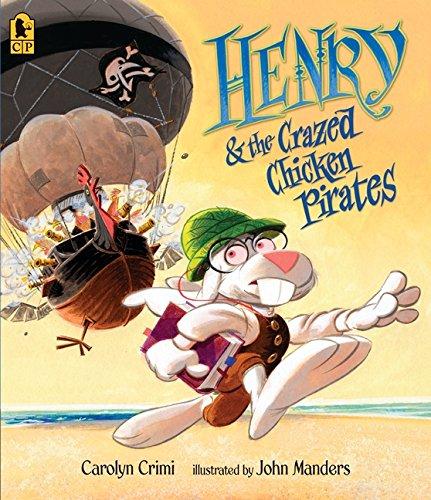 Henry & the Crazed Chicken Pirates pdf epub