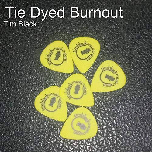 (Tie Dyed Burnout)