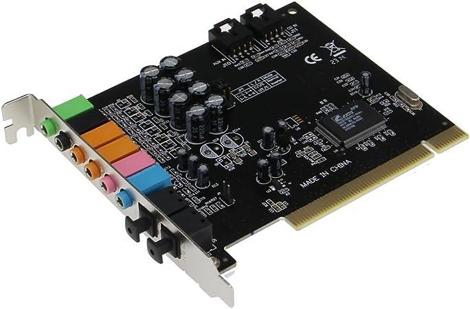 guoxuEE La borne de Sortie Audio sadapte /à la Carte Son Externe SPDIF5-1USB /à 6 canaux