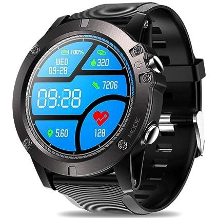 Amazon.com: Smart Watch Bluetooth 4.0 Sports Smartwatch ...