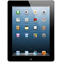 Apple iPad with Retina Display (16GB, Wi-Fi) 4th Generation, Black (Renewed)