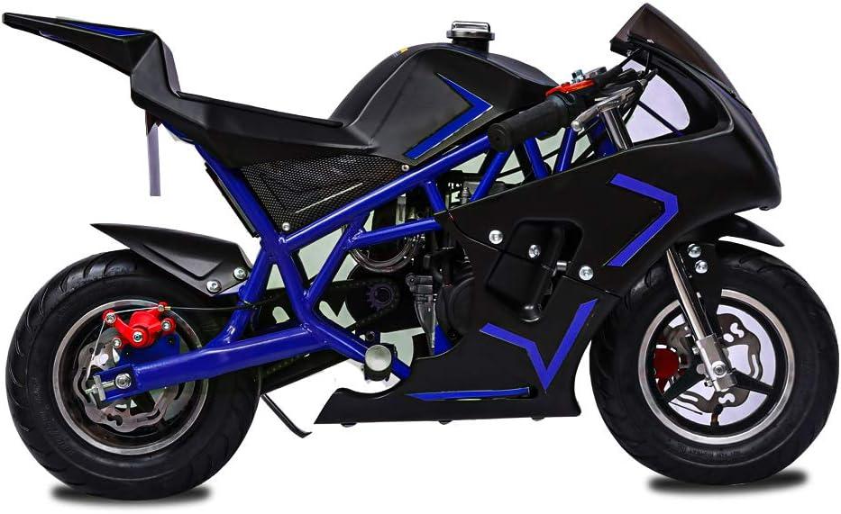 Fit Right 2020 Mini Gas Pocket Bike 01 On 40cc 4 Stroke