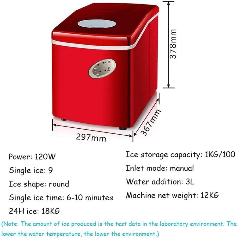 Ice Making Machine,Ice machine home small commercial milk tea shop ...