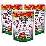(3 Pack) Nutri Source Soft/Tender Dog Treat Flavor: Salmon 6-Ounces