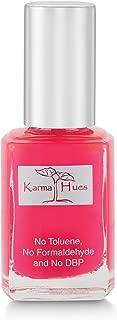 product image for Karma Organic Natural Nail Polish-Non-Toxic Nail Art, Vegan and Cruelty-Free Nail Paint (MARY OH!)