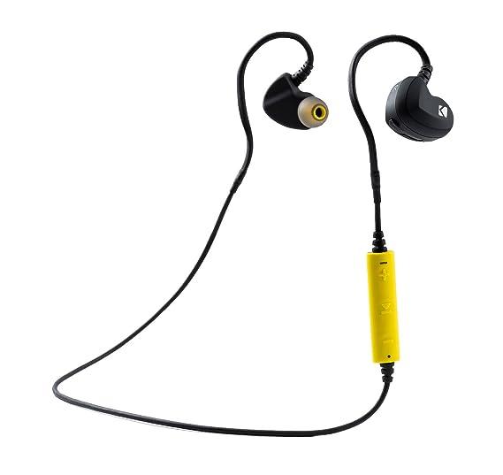 9ff6a90a18c Amazon.com: Kicker EB300 (43EB300BTB) Sports Earbuds: Cell Phones ...