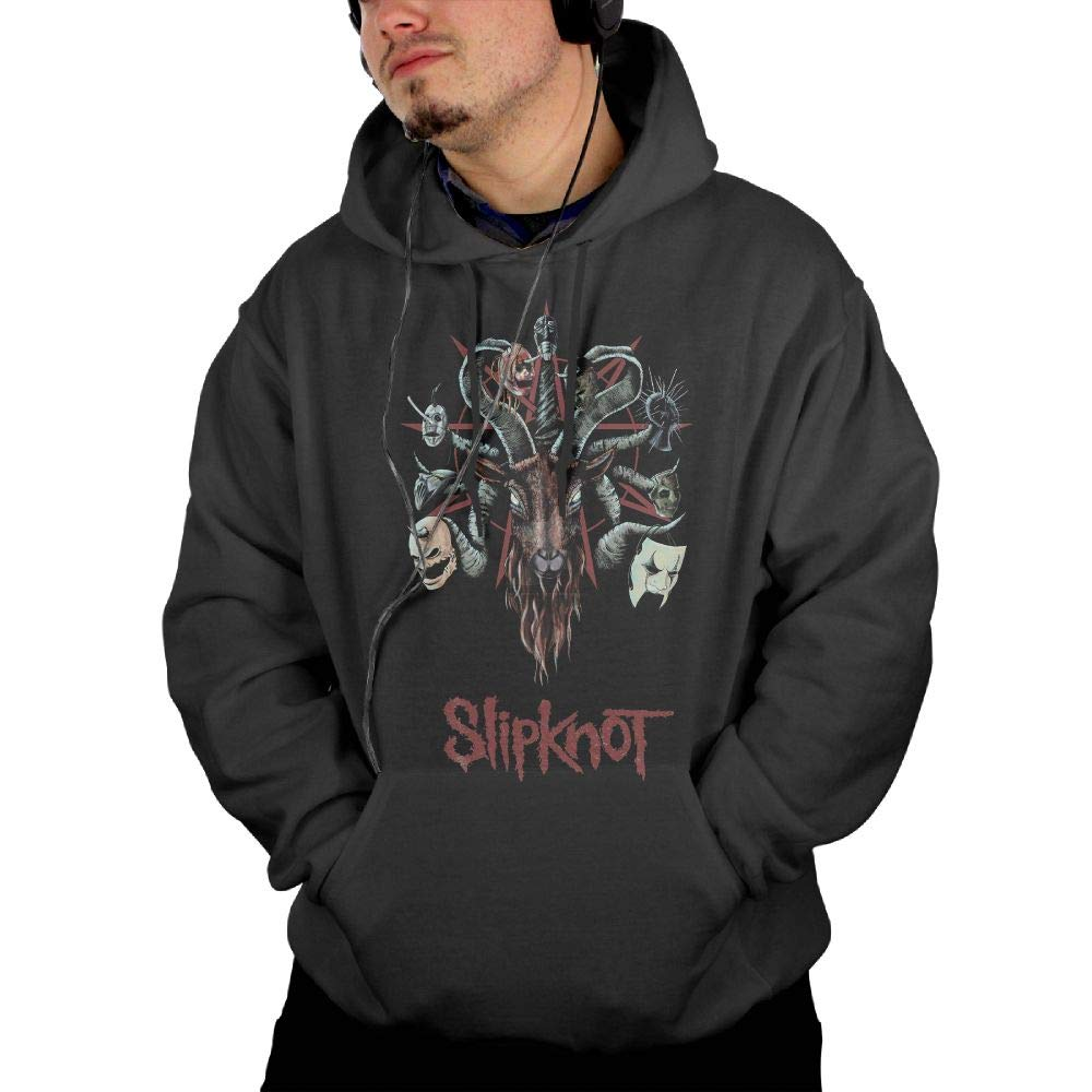 RobertJ.Rivera Man's Slipknot Autumn Comfortable Dancing Sweater with Pocket