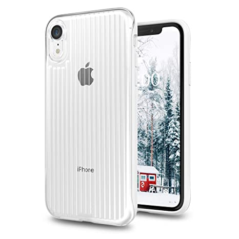 coque antichoc iphone xr blanc