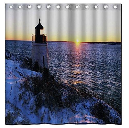 Galbreath-case-Modern-lighthouse-3-100-Polyester-Fabric-Shower-Curtain-Standard-Size-Custom-72x72inch180x180cm