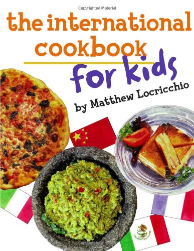 The International Cookbook for Kids