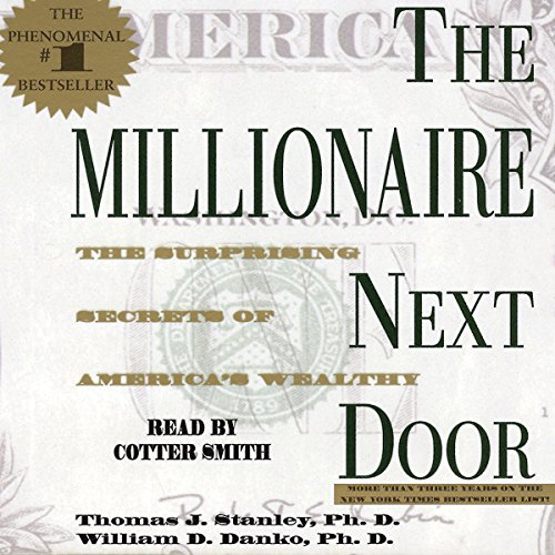 61vmuiXAbWL - The Millionaire Next Door: The Surprising Secrets of America's Rich
