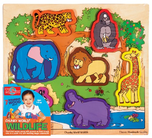Top 10 Toddler Puzzles 2017