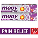 Moov Ortho Knee and Joints Pain Relief Cream - 50 g (Pack of 2)