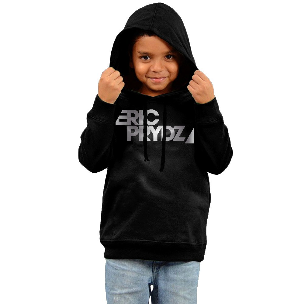 Little Boys Girls Phoenix Lights Eric Prydz L Platinum Style Hoodie Black