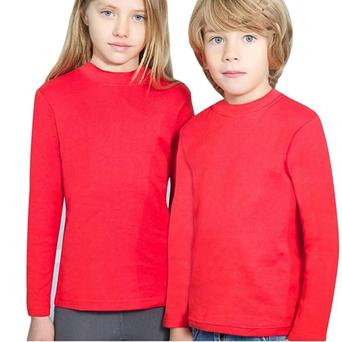 YSABEL MORA - Camiseta SEMICISNE Termal niñas: Amazon.es: Ropa y accesorios