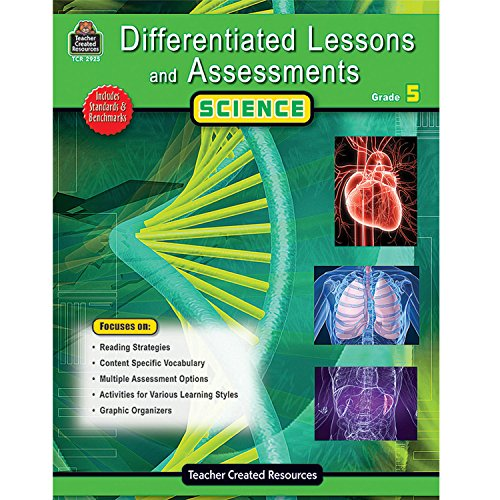Differentiated Lessons and Assessments: Science, Grade 5