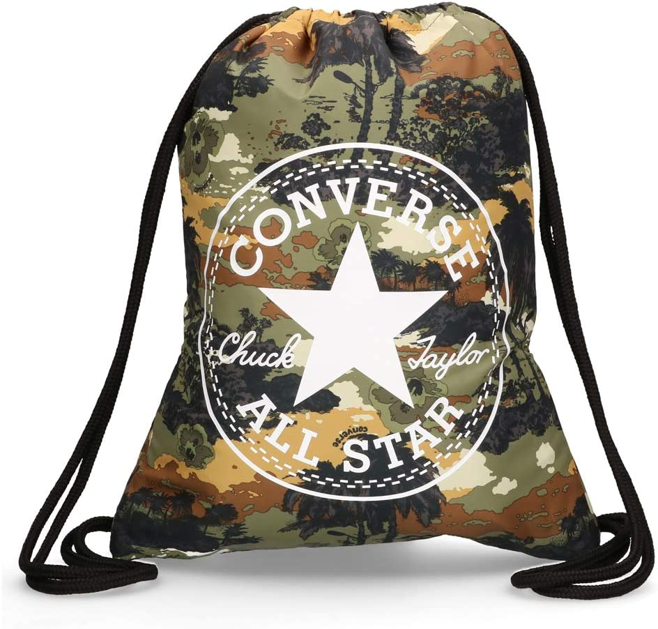 Converse Unisex palestra sac Flash Gymsack Medium Olive