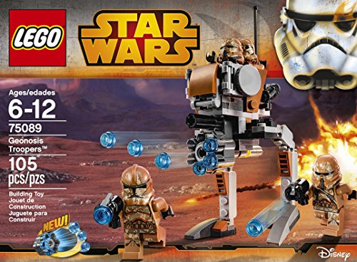 Amazon.com: LEGO Star Wars Geonosis Troopers: Toys & Games