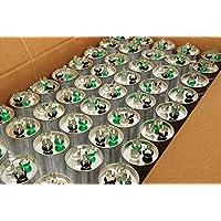 TEMCo 25 LOT Dual Run Capacitor RC0105-35/5 mfd 370 V 440 V VAC volt 35+5 uf AC Electric Motor HVAC