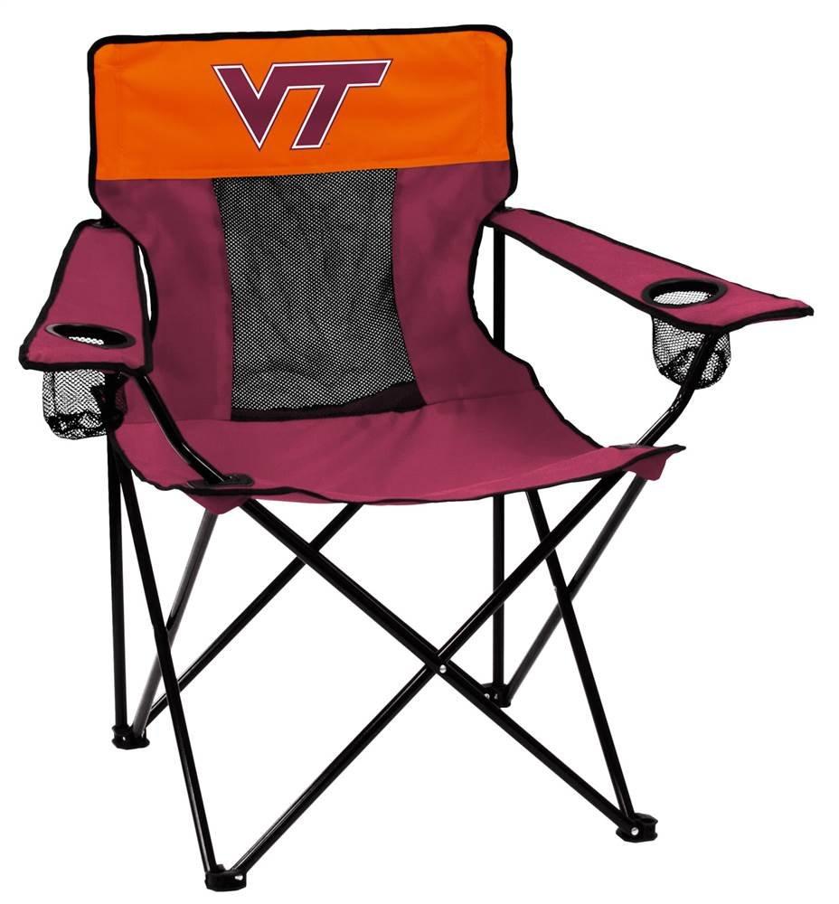 Logo VA Tech Elite Chair by Logo