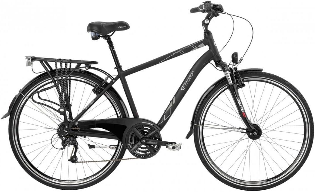 Bicicleta de ciudad para hombre BH LONDON Pro 2016-M: Amazon.es ...