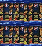 2016 Panini Adrenalyn Road to UEFA EURO France lot of FIFTY(50)Factory Sealed Booster Packs with 300 Cards! Imported from Europe! Look for Top Stars including Ronaldo,Rooney,Costa & Many More! Loaded!
