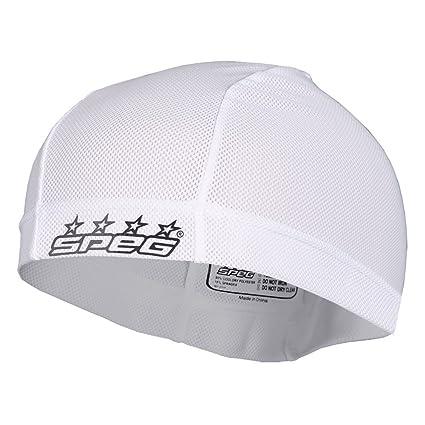 ebfa8c94d91 Amazon.com   SPEG UV-Pro Cycling Head Cooling Helmet Liner
