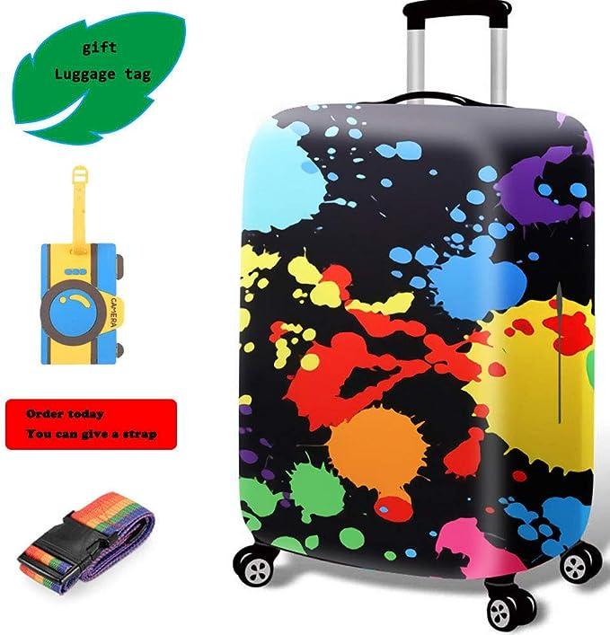 BJ&HH Impresora 3D Maleta Protectora para Maletas 18-32 Pulgadas A ...