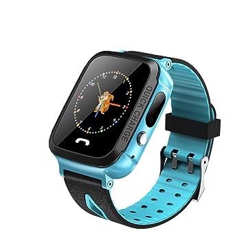 Amazon.com: Kid Smart Watch GPS Tracker IP67 Waterproof ...