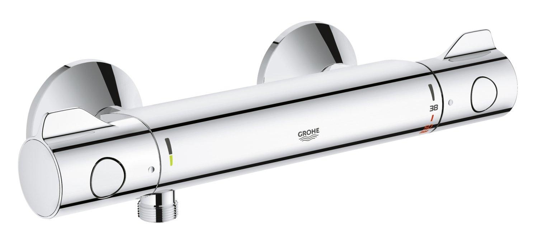Grohe  Grifo termostático monomando para baño y ducha