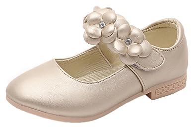 Scothen Fille Princesse Ballerines Princesse Fille Chaussures Festive Chaussures aec1e7