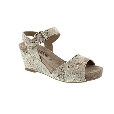 5261b8d89 Mephisto Women s Beauty Wedge Sandal  Amazon.co.uk  Shoes   Bags